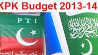 KPK Budget 2013-14