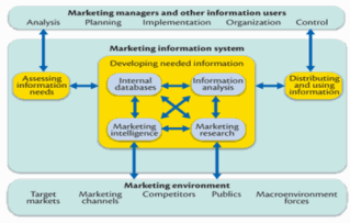 marketing information system mis process