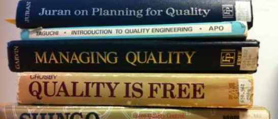 crossby quality management