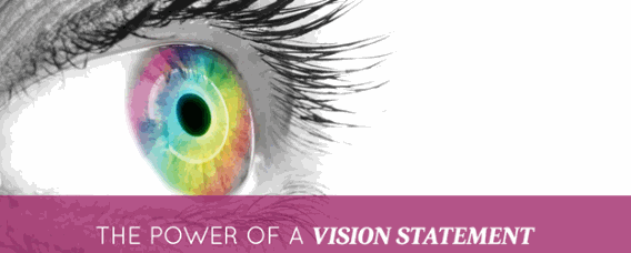 how to write a vision statement of a company