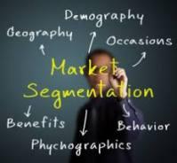 steps in market segmentation, targeting & positioning