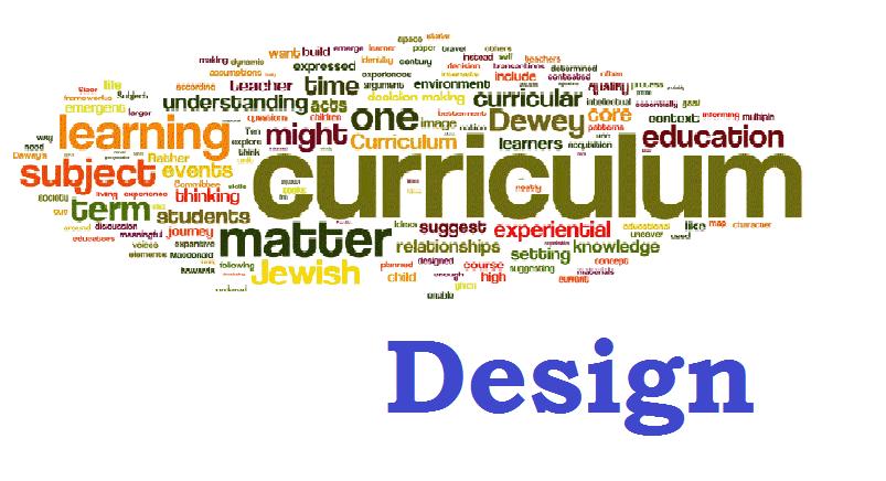 Curriculum Desing